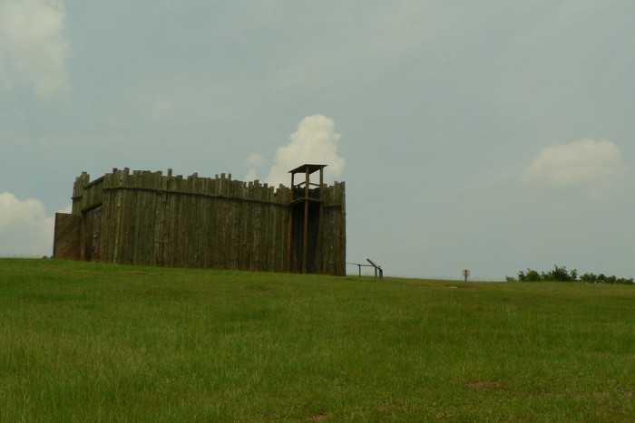 1) Andersonville Prison - 760 POW Rd, Andersonville, GA 31711