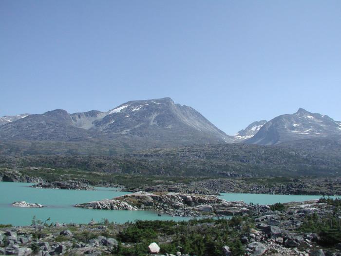 6) Summit Lake