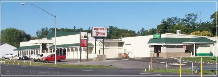 6. Hilsher's General Store, Port Trevorton