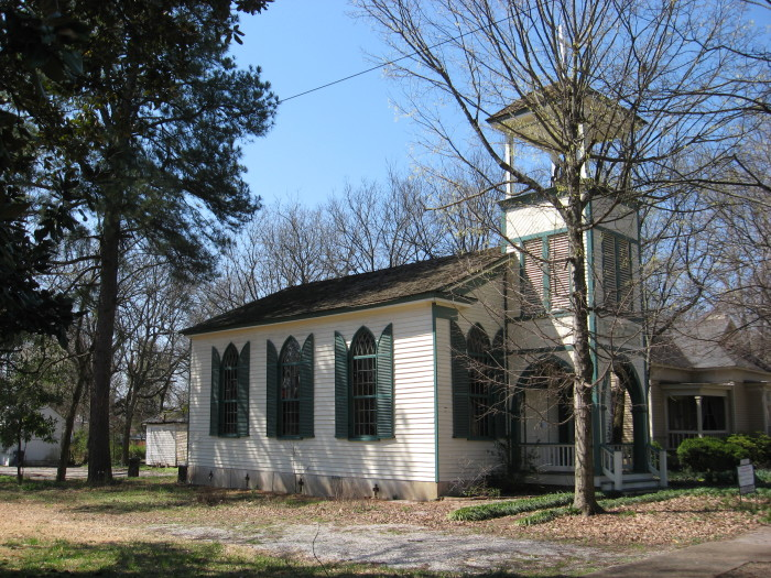 2. Yellow Fever Martyrs Church and Museum, Holly Springs