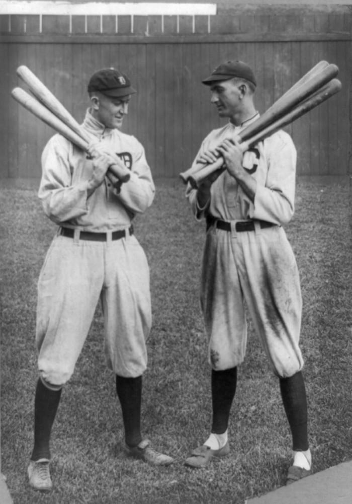 7. Shoeless Joe Jackson (Baseball Player) 1887-1951