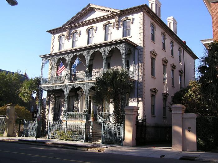 6. Charleston's Historic District and Magnolia Cemetery