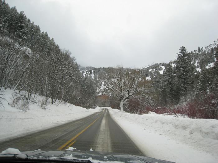 5) Utahns Live Through Winter Weather