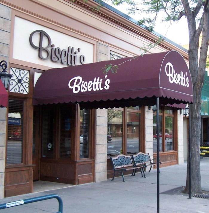 3. Bisetti's Ristorante (Fort Collins)