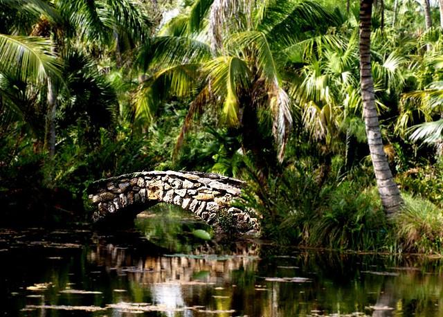 15. McKee Botanical Garden