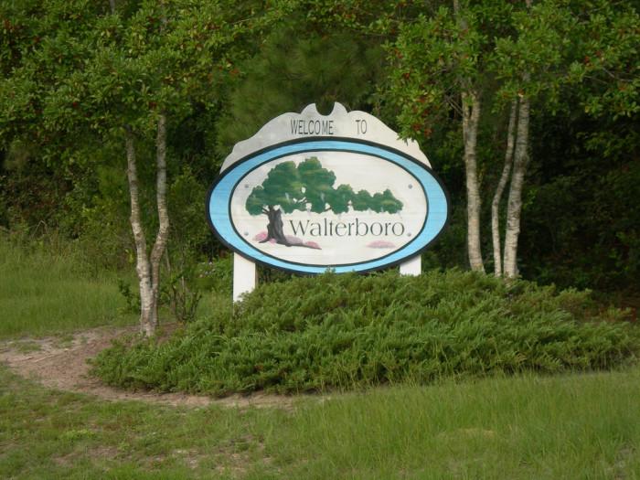 2. Walterboro
