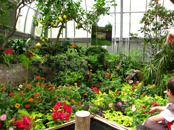 Here Are The 12 Most Beautiful Gardens Youu0027ll Ever See In Ohio