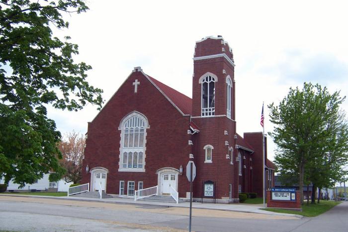 6. St. John's Lutheran Church