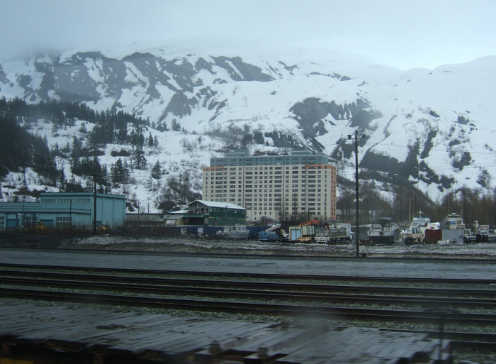 8) Begich Towers