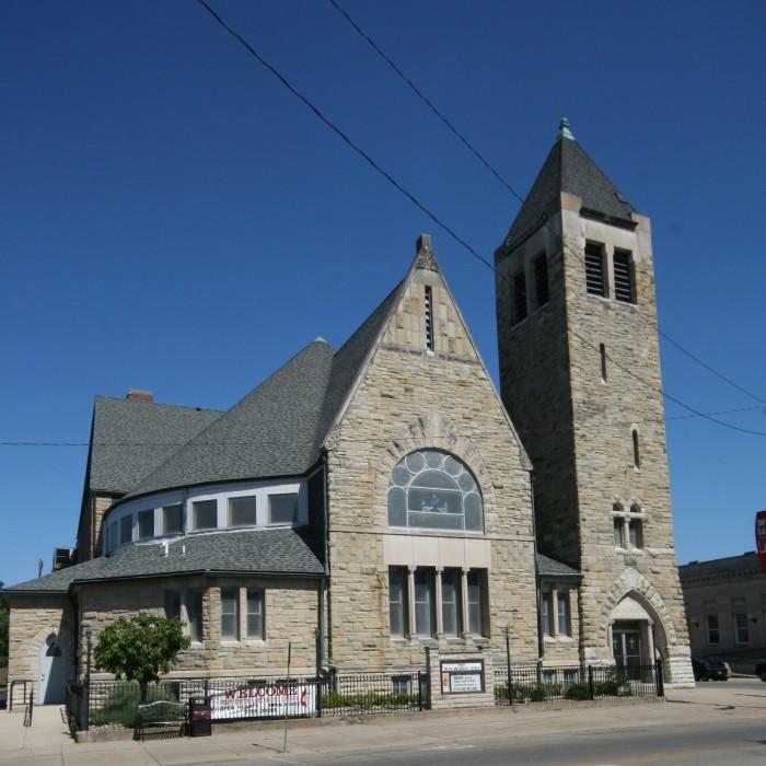 2. First United Methodist Church