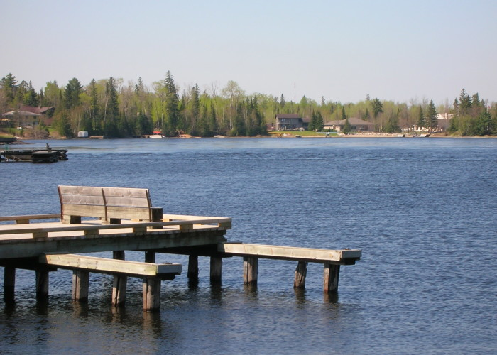 7. Franz Jevne is a small and extremely secluded state park on the Rainy River. It is truly a hidden wonder of MN.