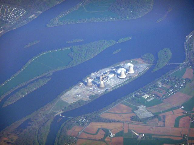 2. Three Mile Island Nuclear Power Plant
