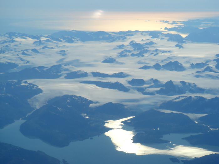 5) Mountain Range