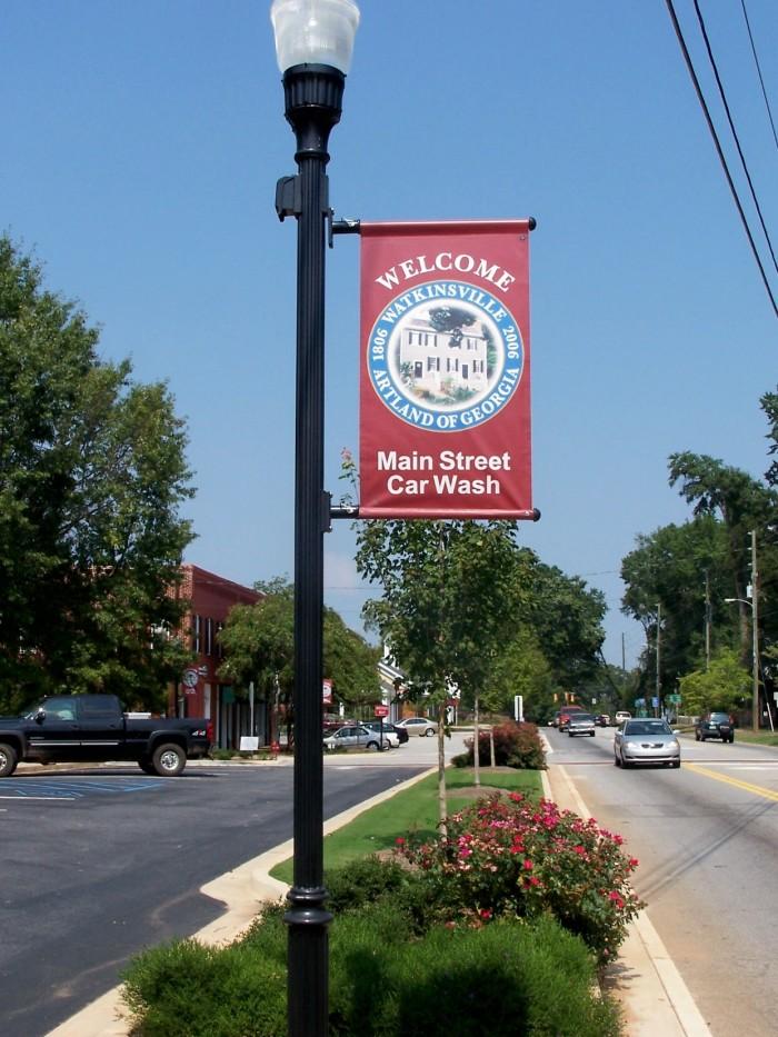 3. Watkinsville, GA