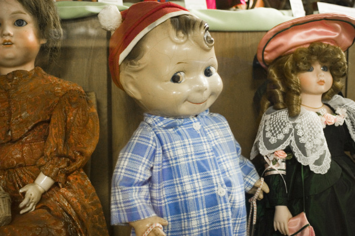 10. Vintage Dolls At Space Farms Museum