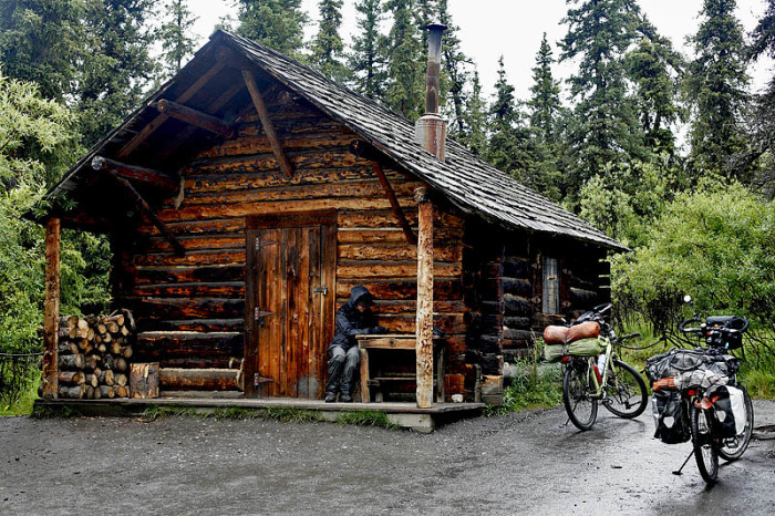 These awesome cabins in alaska will make your stay in for Alaska cottage