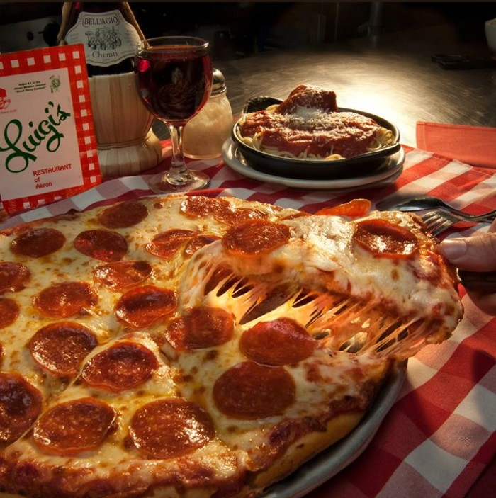 5. Luigi's Restaurant (Akron)