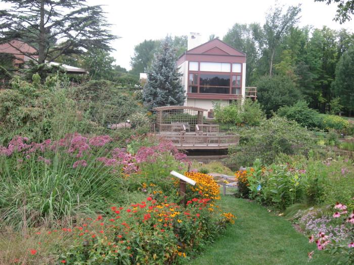 9) Holden Arboretum Garden (Kirtland)