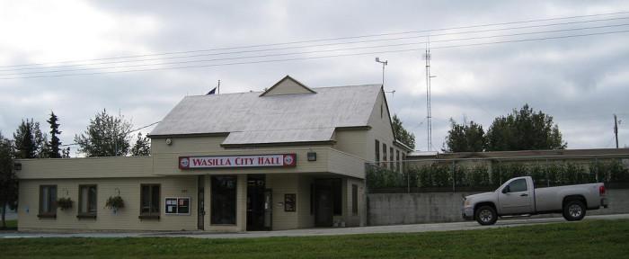 2) Wasilla