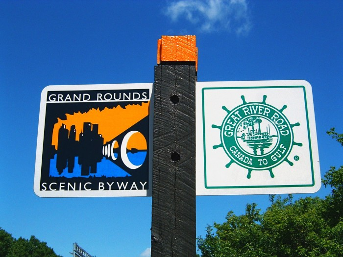 2. Once you're in the cities, hop on the Grand Rounds Scenic Byway in Minneapolis for a truly memorable drive.