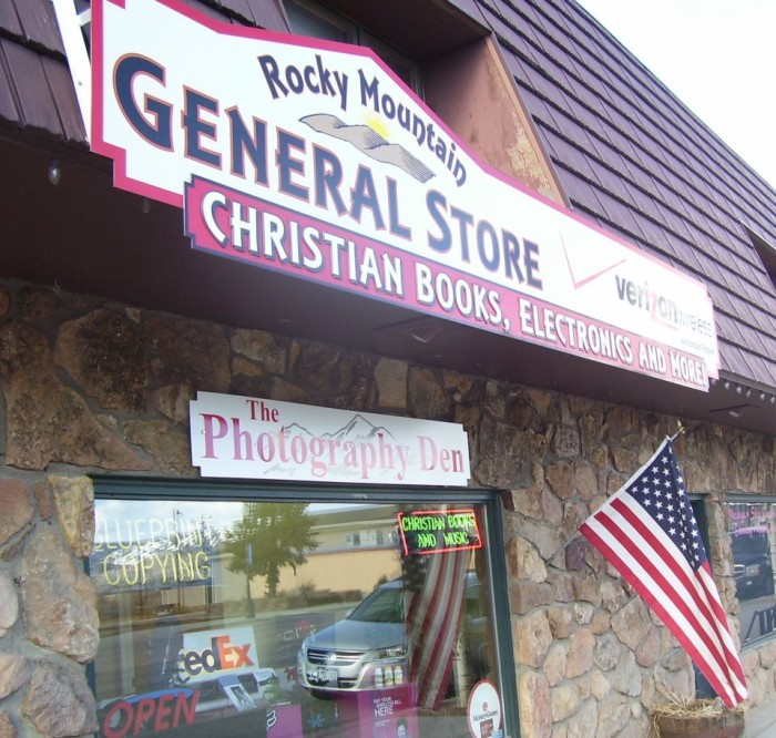 10. Rocky Mountain General Store (Granby)