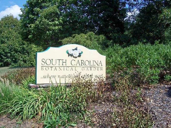 15. South Carolina Botanical Gardens, Clemson