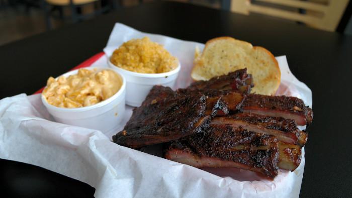 2. Smokey D's BBQ, Des Moines
