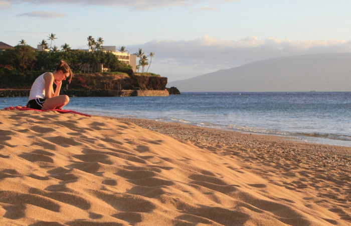 3) Hawaii was ranked second in America in the Gallup Healthyways Well-Being Index, which measures physical and emotional health, well-being, and happiness.