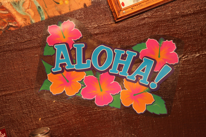 3) The laid-back life style might be an adjustment at first, but soon enough, you'll learn to love the Aloha way of life.