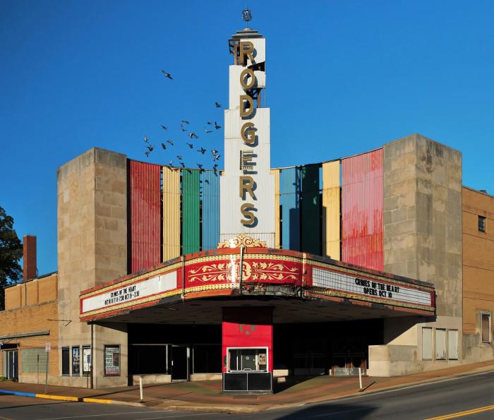 3. Roger's Theater Building, Poplar Bluff
