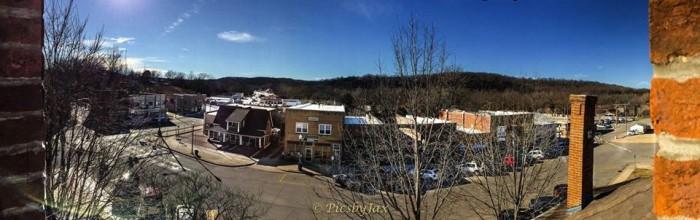 3. Waynesville, Population 5,316