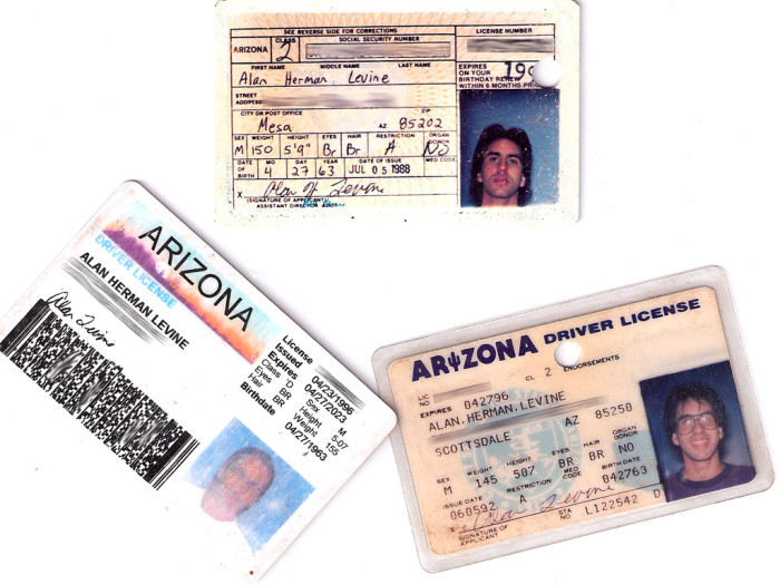 9. A driver's license and a vehicle of some sort because public transportation is terrible.