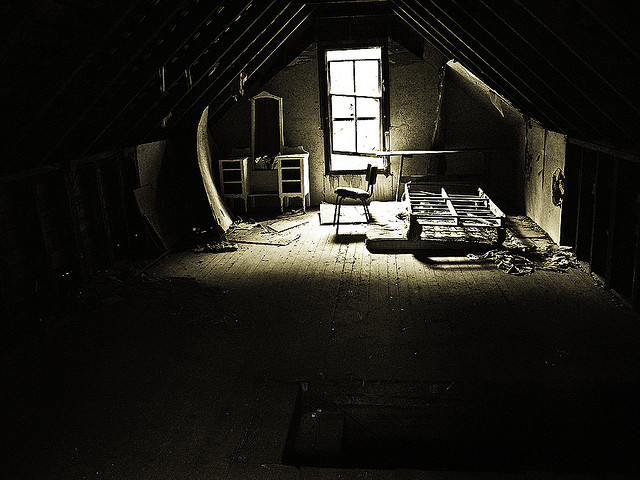 Scary Secret Rooms In Houses