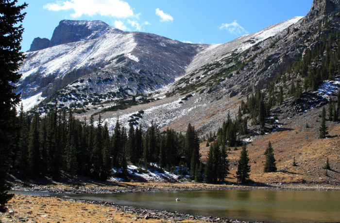 2. Wheeler Peak - White Pine County