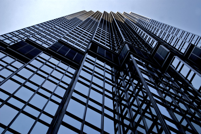 6. The skyscrapers of the Twin Cities like the IDS Building are spectacular at any angle. See how many you can find.