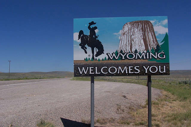 6. Wyoming