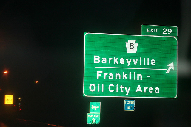 8. Barkeyville