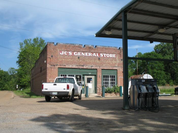 3. JC's General Store, Pocahontas