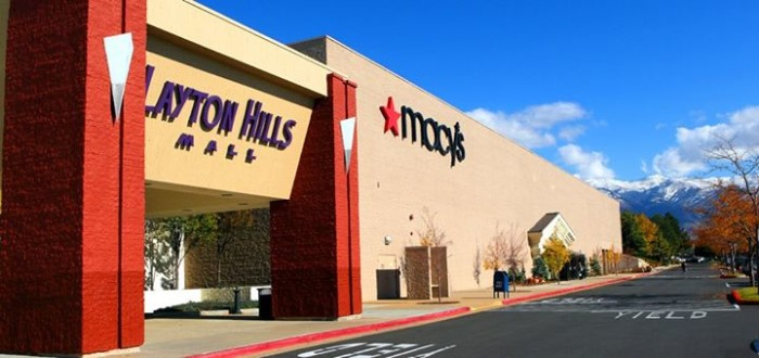 10) Shopping Malls Were the Rage