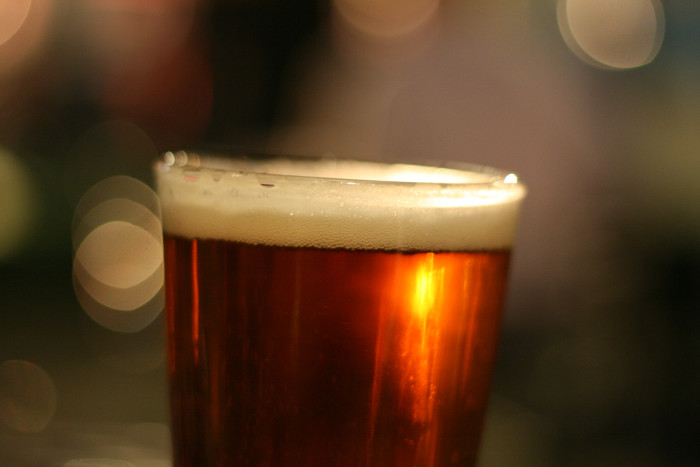 8. We have the best beer. Hands down.