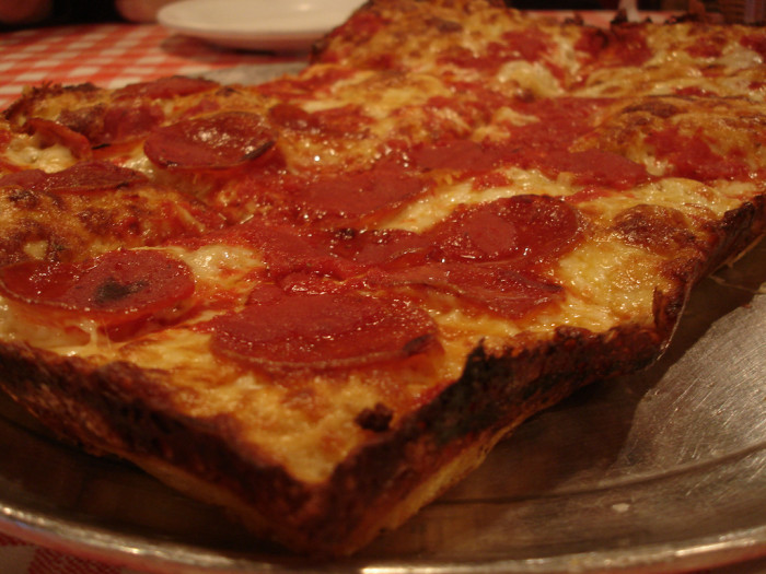6) Believe it or not, we've got a pizza style that could put Chicago and New York-style to shame