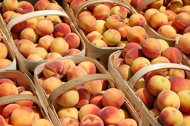2. Make a fruit-filled breakfast from farmers market goodies.