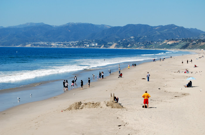 15. How Fast You Can Travel From Mountains To Beaches
