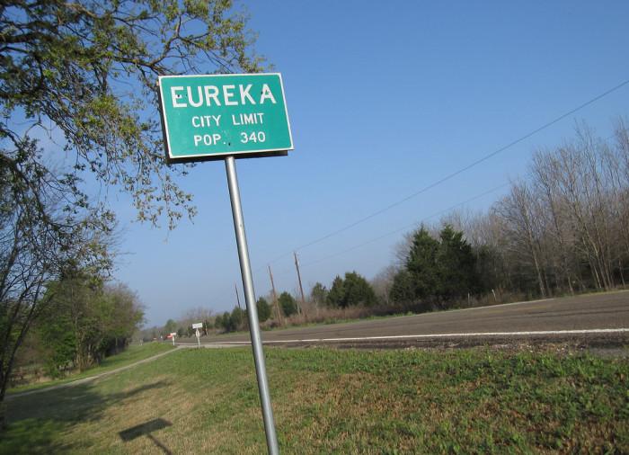 5) Eureka