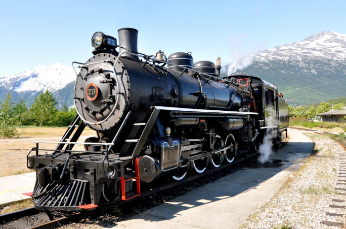 8) Work the Railroad