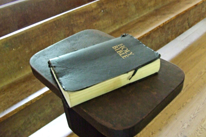 3. You shall not use the Bible for nefarious purposes.