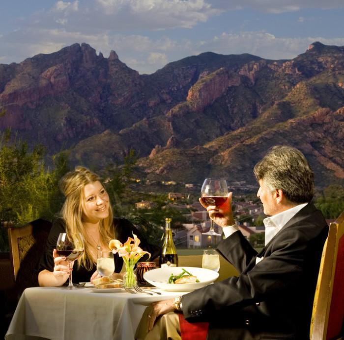 6. The Grill at Hacienda del Sol, Tucson