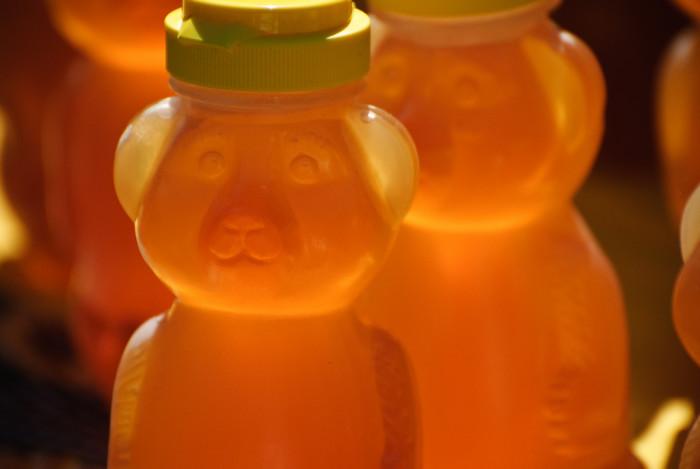 4) Honey