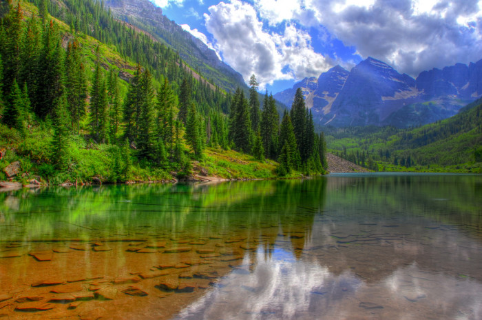 17.) Last, but certainly not least: Colorado is hands down the most beautiful state!