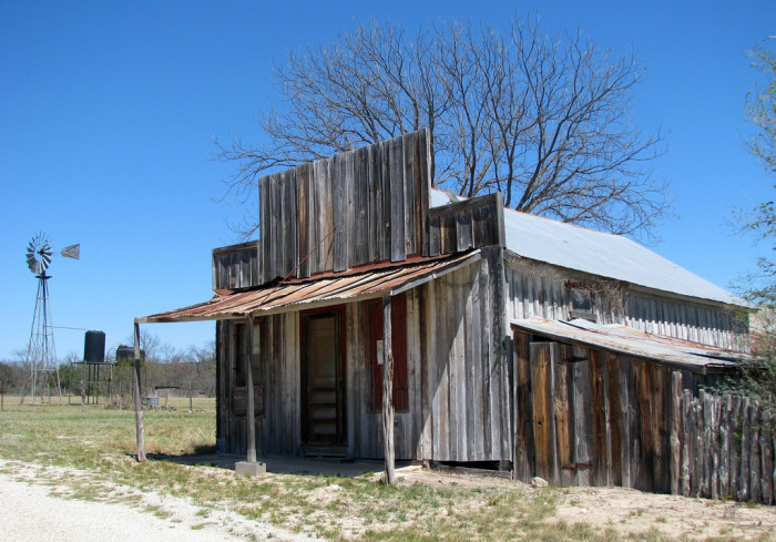 8) Cleo General Store in Kimble County, TX